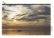 Watercolor Paddle - Kayaking Through A Glorious Silken Morning Carry-all Pouch