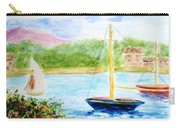 Watercolor Sail Carry-all Pouch