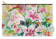 Watercolor Series 141 Carry-all Pouch