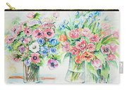 Watercolor Series 154 Carry-all Pouch