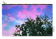 Watercolor Sky Carry-all Pouch