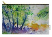 Watercolor Spring 2016 Carry-all Pouch