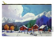 Watercolor_3483 Carry-all Pouch