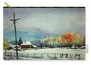 Watercolor_3508 Carry-all Pouch