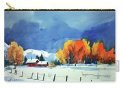 Watercolor3860 Carry-all Pouch