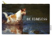 Waterdog Quote Carry-all Pouch