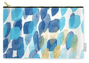 Waterfall- Abstract Art By Linda Woods Carry-all Pouch
