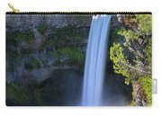Waterfall At Brandywine Falls Provincial Park Carry-all Pouch