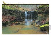 Waterfall At Don Robinson State Park 1 Carry-all Pouch