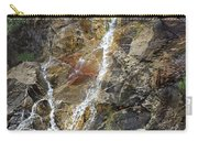 Waterfall At Lake Willoughby  Carry-all Pouch