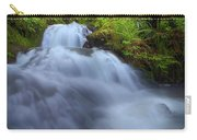 Waterfall At Shepperds Dell Falls Carry-all Pouch