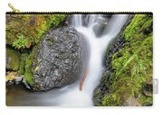 Waterfall Atop Wolf Creek Pass - Colorado - Nature Carry-all Pouch