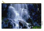 Waterfall Flowing And Ebbing Carry-all Pouch