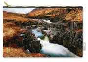 Waterfall In Glencoe Carry-all Pouch