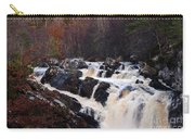 Waterfall In Scotland Carry-all Pouch