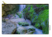 Waterfall In Soft Dream. Carry-all Pouch