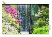 Waterfall In Spring Carry-all Pouch