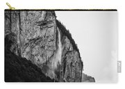 waterfall in Switzerland Carry-all Pouch