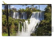 Waterfall In The Jungle Carry-all Pouch