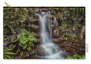 Waterfall In The Opryland Hotel Carry-all Pouch