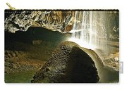 Waterfall Of The Caverns Carry-all Pouch