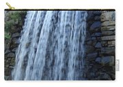 Waterfall Of The Grist Mill Carry-all Pouch