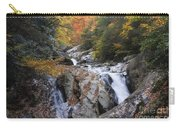 Waterfall Off Blue Ridge Parkway Carry-all Pouch