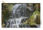 Waterfall On Mount Ranier Carry-all Pouch