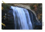 Waterfall On The Cliff Edge Carry-all Pouch
