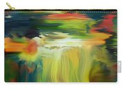 Waterfall On The Krka River Carry-all Pouch