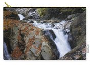 Waterfall On West Fork French Broad River Carry-all Pouch