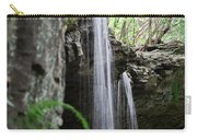 Waterfall Portrait Carry-all Pouch