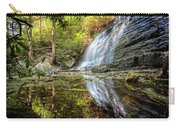 Waterfall Reflections Carry-all Pouch