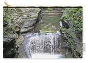 Waterfall Rocks Foliage Pond 2 9132017 Carry-all Pouch