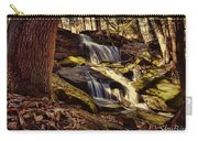 Waterfall Through The Trees Carry-all Pouch