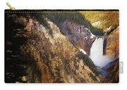 Waterfall Yellowstone 2 Carry-all Pouch
