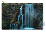 Waterfalls Carry-all Pouch by Clayton Bruster