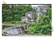 Waterfalls Cornell University Ithaca New York 04 Carry-all Pouch