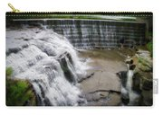 Waterfalls Cornell University Ithaca New York 06 Carry-all Pouch