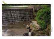 Waterfalls Cornell University Ithaca New York 08 Vertical Carry-all Pouch