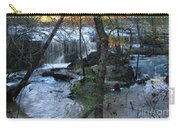 Waterfalls In Morning Carry-all Pouch