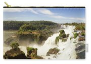 Waterfalls On Iguazu River Carry-all Pouch