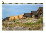Waterfront Condominiums On The Beach Of Semiahmoo Bay Carry-all Pouch