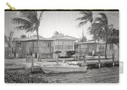 Waterfront Cottages At Parmer's Resort In Keys Carry-all Pouch