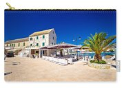 Waterfront Promenade Og Town Primosten Carry-all Pouch