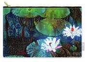 Waterlilies 19 Carry-all Pouch
