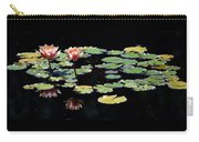 Waterlily Panorama Carry-all Pouch