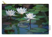 Waterlilys Carry-all Pouch