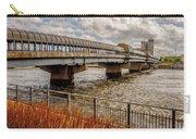 Waterloo Iowa Bridge Carry-all Pouch