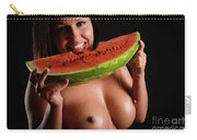 Watermellon Carry-all Pouch